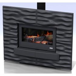 Cuisinière à bois et charbon L'Arpège - 230753