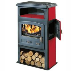 Cuisinière à bois godin L'Arpège blanc - 230157