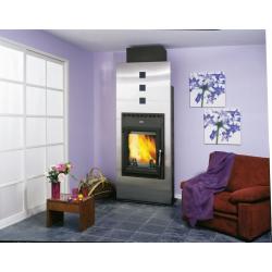 Cuisinière à bois godin L'Arpège brun - 230158