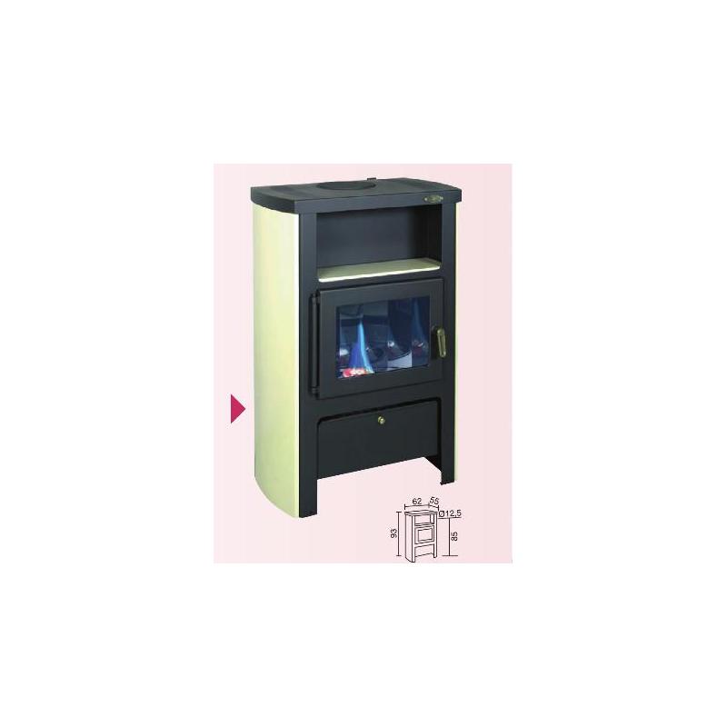 po le chemin e bois le bergamotte po le bois godin. Black Bedroom Furniture Sets. Home Design Ideas