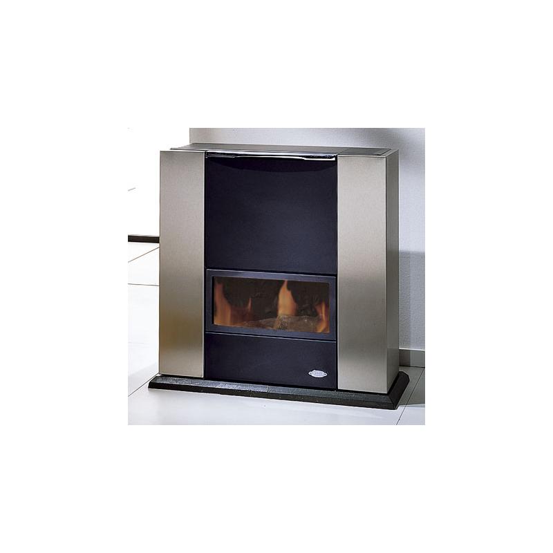 Poêle GODIN à bois Le Dax 371123 Peint anthracite