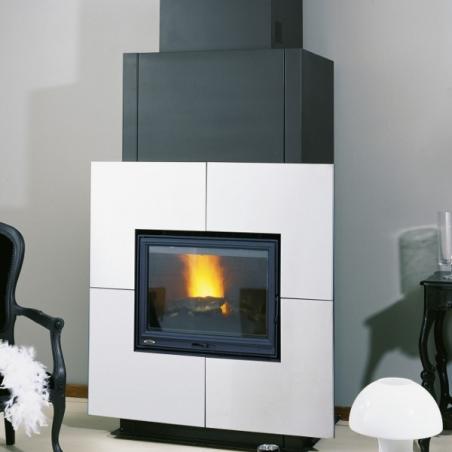 Poêle cheminée Godin- CANTOU 2 - 680102