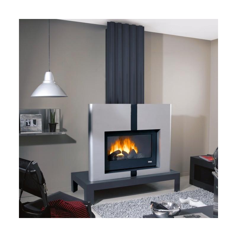 po le godin vulcania 368106 po le bois godin. Black Bedroom Furniture Sets. Home Design Ideas